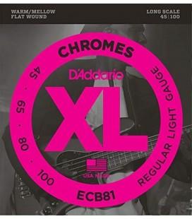 D'Addario ECB81 - struny do gitary basowej