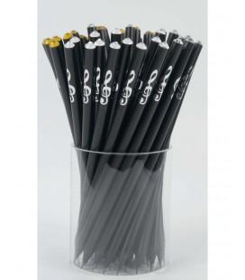 Ołówek z kluczem wiolinowym B 1113