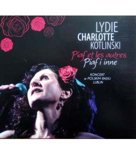 Płyta CD Lydie Charlotte Kotlinski – Piaf et les autres/Piaf i inne