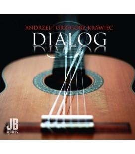 Płyta CD Andrzej i Grzegorz Krawiec - Dialog