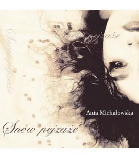 Płyta CD Ania Michałowska - Snów Pejzaże