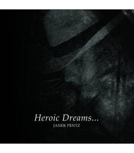 Płyta CD Janek Pentz - Heroic Dreams