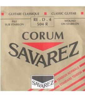 Pojedyncza struna D 4 Savarez SA 504R