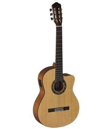 Gitara elektroklasyczna La Mancha Romero Granito 32‑CE‑N
