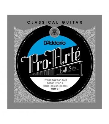 Struny do gitary klasycznej D'Addario HBH-3T Pro-Arte Hybrid Carbon