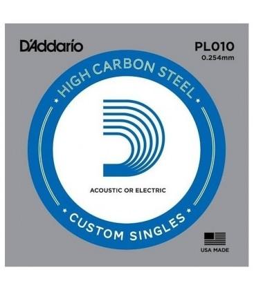 Pojedyncza struna E1 do gitary elektrycznej/akustycznej D'Addario PL010