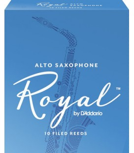 Stroik do saksofonu altowego Rico Royal by D'Addario 3