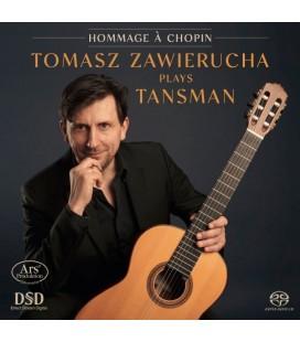 Tomasz Zawierucha plays Tansman - Hommage a Chopin