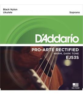 D'ADDARIO EJ53S - struny do ukulele sopranowego