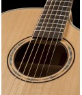 Baton Rouge AR81C/OMCE - gitara akustyczna