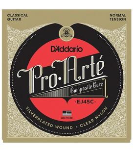 D'ADDARIO EJ45C PRO-ARTE - Struny do gitary klasycznej