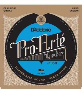 D'ADDARIO EJ50 - Struny do gitary klasycznej